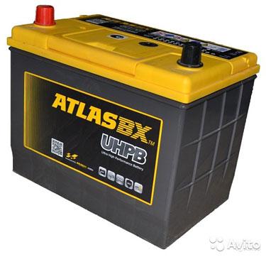Аккумулятор Аtlas uhpb UMF 100 А/ч 800 А 135D31R