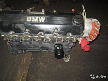 Мотор для бмв