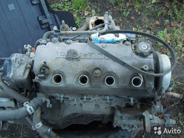 Мотор хонда