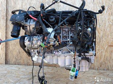 Bmw f15 f16 X5 x6 двигатель 3.0D N57 258л.с