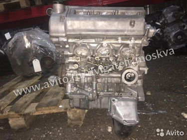 Бу двигатель chevrolet tracker 2.5 в Москве
