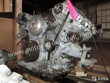 Бу двигатель фольксваген touareg 4.2 в Москве