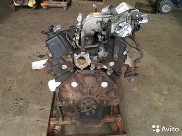 Бу Двигатель ford taurus 3.0 OHV