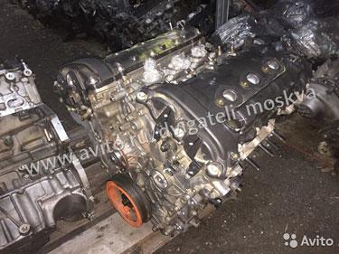 Бу двигатель Кадиллак стс 3.0 в Москве