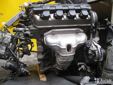 Бу двигатель Хонда D17 (civic, stream)