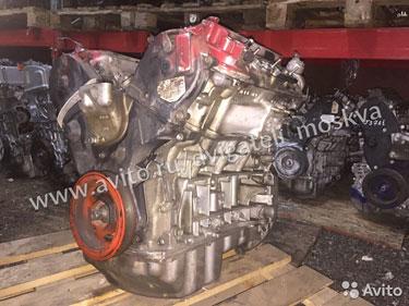Бу двигатель Хонда Пилот 3.5 в Москве