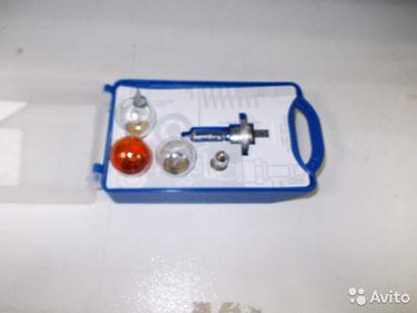 B66560465 комплект лампочек Мерседес бенц