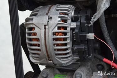 096044900 генератор Volvo S60 2.4Ti 01-06гг
