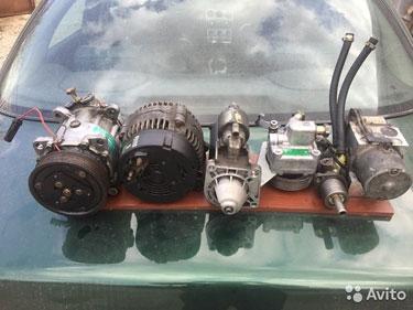 Альфа Ромео 156 2.5 V6 запчасти
