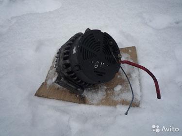 Генератор 2.2 ом 611 Sprinter (Спринтер)