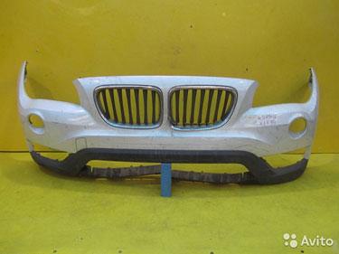 34104 Бампер передний BMW X1 E84 (09-15)