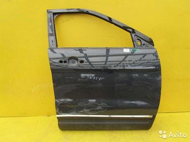 50017 Дверь передняя правая Ford Explorer 5 (11-н