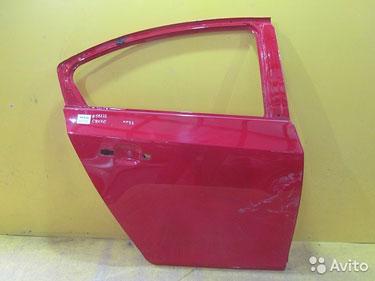 59272 Дверь задняя правая Chevrolet Cruze 1 (09-15
