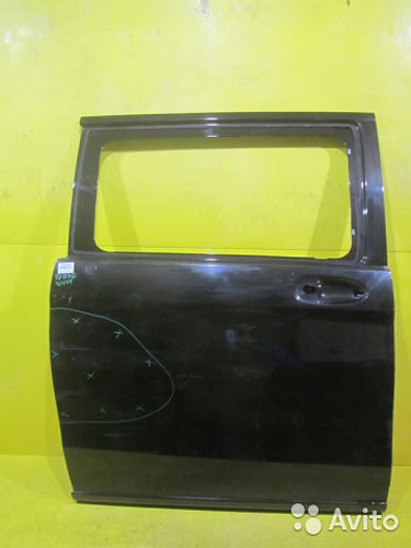 72256 Дверь сдвижная правая Mercedes W447