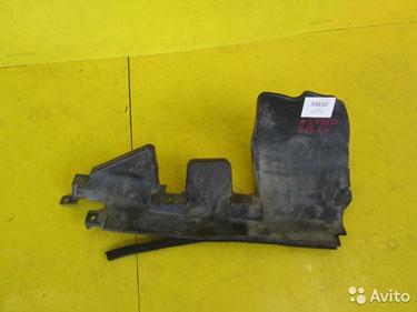 34850 Направляющая радиатора левый Nissan Almera G
