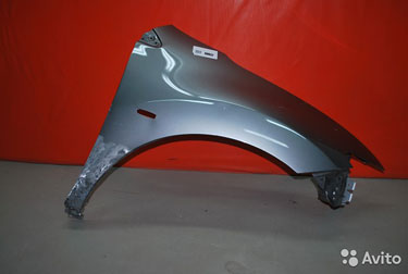 08637 Крыло переднее правое Nissan Murano Z51