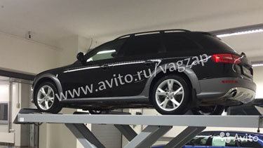 Audi A4 b8 Ауди а4 б8 крыло левое переднее