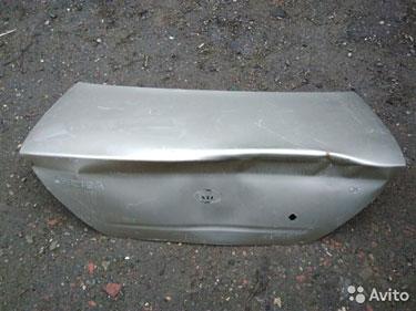 Киа Спектра (2001+) крышка багажника