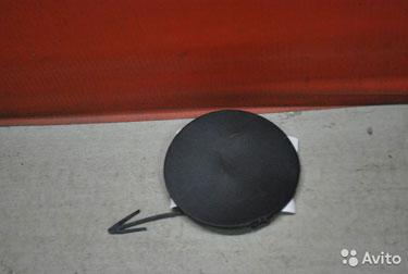 11339 Заглушка буксировочного крюка Nissan Qashqai