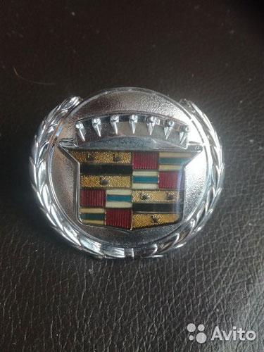 1976-79 cadillac seville багажника эмблема