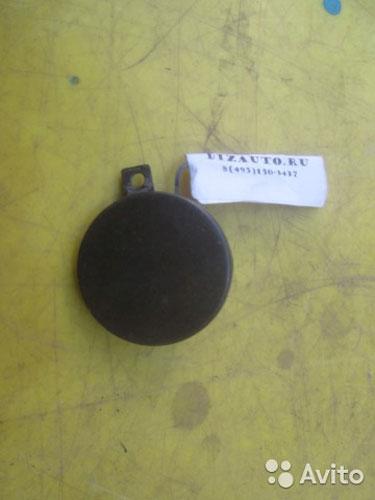 64058 Заглушка буксировочного крюка бампера передн