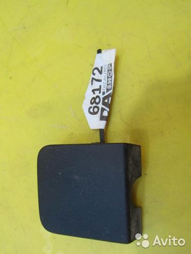68172 Заглушка бампера передняя Citroen Berlingo 2