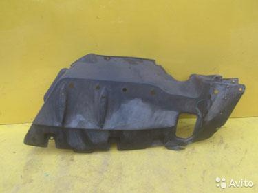 63256 Защита задняя левая Lexus RX 3 (09-15)