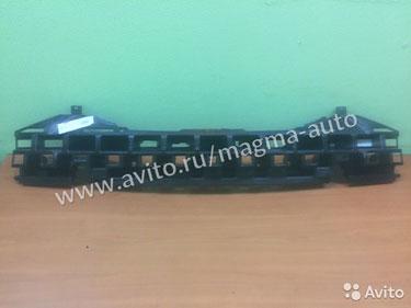 Абсорбер переднего бампера Hundai Solaris 11-14