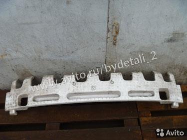 Абсорбер переднего бампера Lexus RX 03-09г