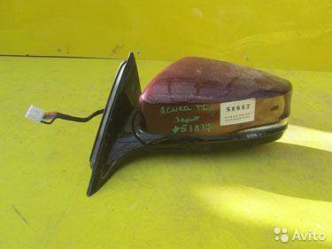 51817 Зеркало левое 13 контактов Acura TLX (14-н.в