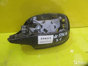 59615 Зеркало левое BMW X1 E84 (09-15)