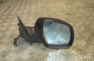 Audi A6 C5 Зеркало правое электрическое 1997-2004