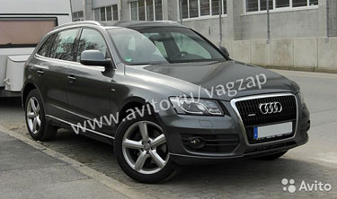 Audi Q5 зеркало правое 6 контактов Ауди Ку5