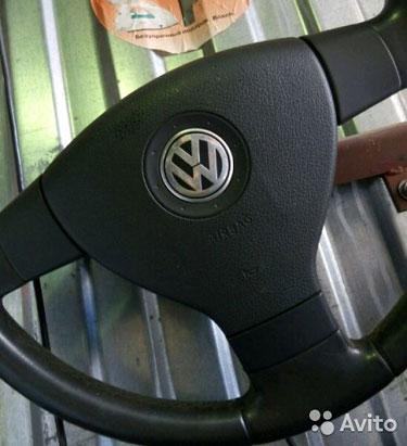 Airbag рулевой для водителя на VW Golf Passat Tour