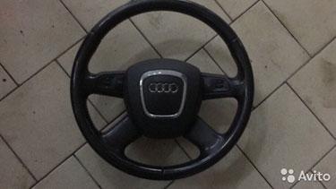 Audi руль с подушкой