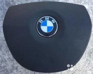 Аэрбег в руль и торпедо для BMW 5 F10
