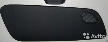 Аэрбег в руль и торпедо для Volkswagen Polo pass