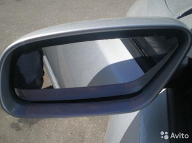Audi A6 левый зеркальный элемент (1994-1998г. в.)