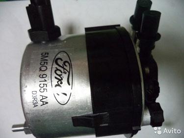Форд Фокус 2 фильтр топливный 1.6 дизель 1386037
