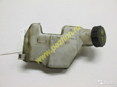 Бачок тормозной жидкости\с цилиндром Ford Fusion 2