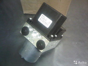 Блок ABS 0265224086 Mercedes Sprinter
