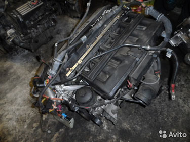 BMW E60 3.0E M54 306S3 2003 г. б/у