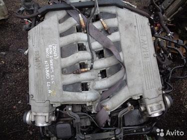 BMW E65 6.0E N73B60A 2003 г, б/у